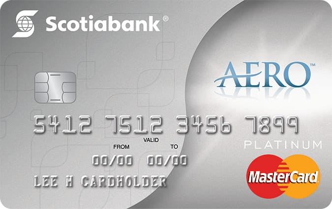 Scotiabank AERO* Platinum MasterCard® - Scotiabank Jamaica