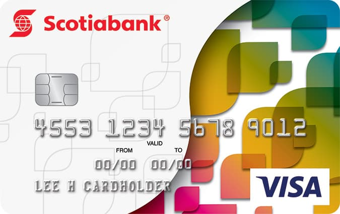 Scotiabank Visa Credit Card - Scotiabank Jamaica