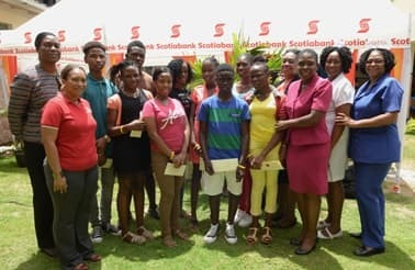 Community Programs and Events - Scotiabank Jamaica